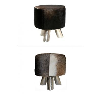 hocker kuhfell online bestellen im brillibrum onlineshop. Black Bedroom Furniture Sets. Home Design Ideas