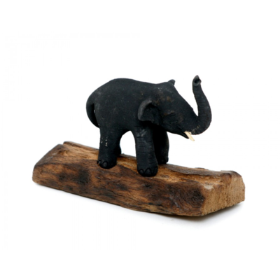 Figur Elefant - Mutter - Baby 4