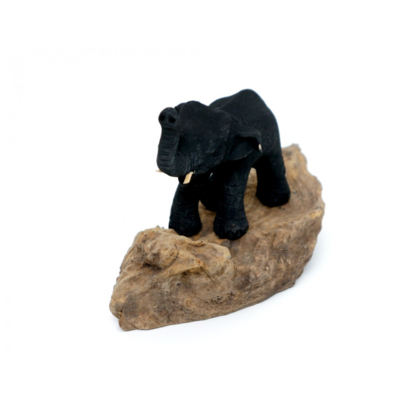 Figur Elefant - Mutter - Baby 5