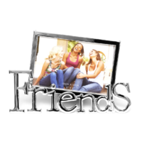 Bilderrahmen Friends 1